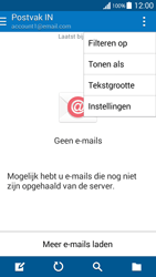 Samsung Galaxy Grand Prime VE (SM-G531F) - E-mail - Instellingen KPNMail controleren - Stap 6