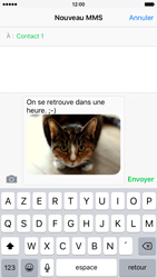Apple iPhone 6 iOS 9 - MMS - envoi d'images - Étape 12