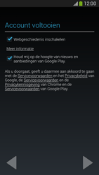 Samsung Galaxy Core LTE 4G (SM-G386F) - Applicaties - Account aanmaken - Stap 17