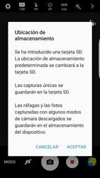 Samsung Galaxy S7 Edge - Funciones básicas - Uso de la camára - Paso 4