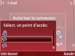 Nokia E63 - E-mail - Configuration manuelle - Étape 10