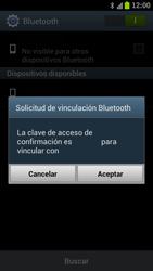 Samsung I9300 Galaxy S III - Bluetooth - Transferir archivos a través de Bluetooth - Paso 11