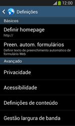 Samsung Galaxy Ace 3 LTE - Internet no telemóvel - Como configurar ligação à internet -  22