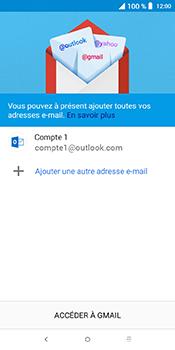 Alcatel 3L - E-mails - Ajouter ou modifier votre compte Outlook - Étape 12