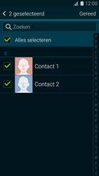 Samsung Galaxy K Zoom 4G (SM-C115) - Contacten en data - Contacten kopiëren van SIM naar toestel - Stap 11