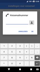 Sony xperia-xa1-g3121-android-oreo - Voicemail - Handmatig instellen - Stap 10
