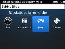 BlackBerry 9720 - Applications - Télécharger une application - Étape 21