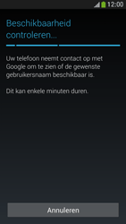 Samsung I9195 Galaxy S IV Mini LTE - Applicaties - Account aanmaken - Stap 9