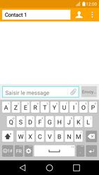 LG K4 - Contact, Appels, SMS/MMS - Envoyer un MMS - Étape 9
