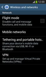 Samsung Galaxy Core Plus - Mms - Manual configuration - Step 5
