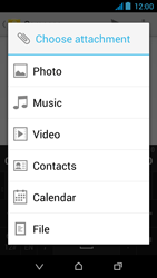HTC Desire 310 - E-mail - Sending emails - Step 12