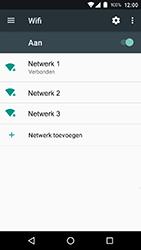 Crosscall Action X3 - Wi-Fi - Verbinding maken met Wi-Fi - Stap 8