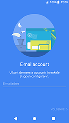Sony Xperia XZ Premium - Android Oreo - E-mail - e-mail instellen: IMAP (aanbevolen) - Stap 6