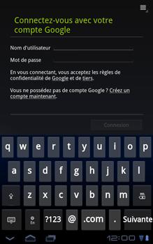 Huawei Mediapad S7-301u - Applications - Télécharger des applications - Étape 5