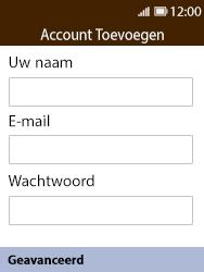 Nokia 8110-ta-1071 - E-mail - Handmatig instellen - Stap 7