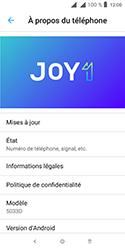 Alcatel 1 - Aller plus loin - Mettre à jour le logiciel interne de votre mobile - Étape 7