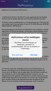 Apple Apple iPhone 6 Plus - iOS 10 - Applicaties - MyProximus - Stap 12