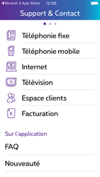 Apple iPhone 5 iOS 9 - Applications - MyProximus - Étape 22