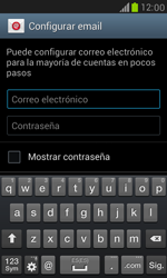 Samsung Galaxy S3 Mini - E-mail - Configurar Outlook.com - Paso 5