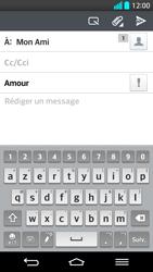 LG G2 - E-mails - Envoyer un e-mail - Étape 9