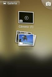Samsung Galaxy Ace - Multimídia - Como ver fotos e videos armazenados no seu telefone - Etapa 6