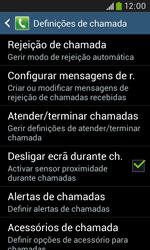 Samsung Galaxy Trend Plus - Chamadas - Como bloquear chamadas de um número -  6
