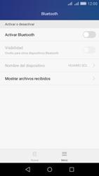 Huawei Huawei Y6 - Bluetooth - Conectar dispositivos a través de Bluetooth - Paso 4