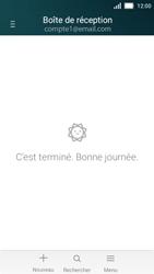 Huawei Y5 - E-mail - Configuration manuelle - Étape 4
