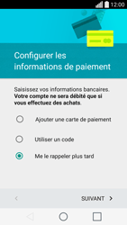 LG H420 Spirit - Applications - Télécharger des applications - Étape 18