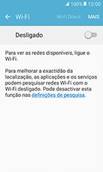 Samsung Galaxy Xcover 3 (G389) - Wi-Fi - Como ligar a uma rede Wi-Fi -  5