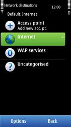 Nokia C6-01 - Internet - Manual configuration - Step 7