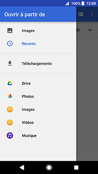 Sony Xperia XA2 Ultra - MMS - envoi d'images - Étape 13