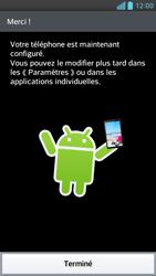 LG Optimus F6 - Premiers pas - Créer un compte - Étape 27