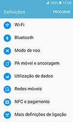 Samsung Galaxy Xcover 3 (G389) - Internet no telemóvel - Como configurar ligação à internet -  4