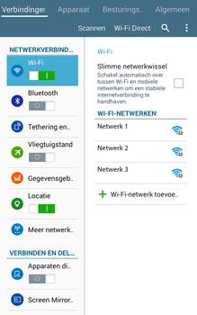 Samsung Galaxy Tab4 8.0 4G (SM-T335) - WiFi - Handmatig instellen - Stap 5