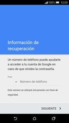 HTC One M9 - Aplicaciones - Tienda de aplicaciones - Paso 8