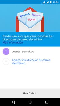 Motorola Moto X Play - E-mail - Configurar correo electrónico - Paso 27