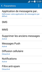 Samsung G530FZ Galaxy Grand Prime - SMS - Configuration manuelle - Étape 6