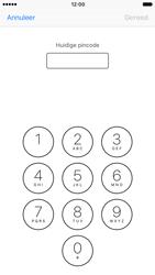 Apple iPhone 7 (Model A1778) - Beveiliging en ouderlijk toezicht - Hoe wijzig ik mijn SIM PIN-code - Stap 6
