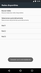 LG Google Nexus 5X (H791F) - Red - Seleccionar una red - Paso 10