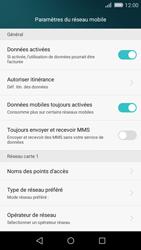 Huawei P8 Lite - Internet - activer ou désactiver - Étape 5