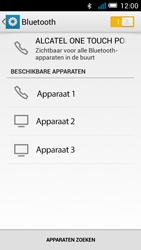 Alcatel OT-5036X Pop C5 - Bluetooth - Aanzetten - Stap 6