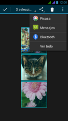 BQ Aquaris 5 HD - Bluetooth - Transferir archivos a través de Bluetooth - Paso 10