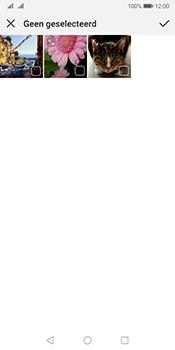Huawei Mate 10 Pro Dual-SIM (Model BLA-L29) - Android Pie - E-mail - Bericht met attachment versturen - Stap 13