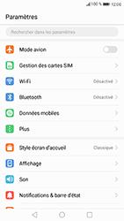 Huawei P8 Lite 2017 - Internet - activer ou désactiver - Étape 3