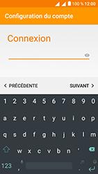 Alcatel U5 - E-mails - Ajouter ou modifier votre compte Yahoo - Étape 8