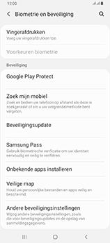 Samsung galaxy-a80-dual-sim-sm-a805fz - Beveiliging en ouderlijk toezicht - Hoe wijzig ik mijn SIM PIN-code - Stap 5