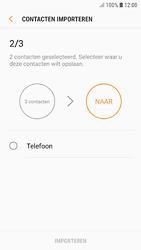 Samsung galaxy-s7-android-oreo - Contacten en data - Contacten kopiëren van SIM naar toestel - Stap 12