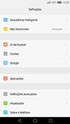 Huawei P9 - Segurança - Como ativar o código PIN do cartão de telemóvel -  4
