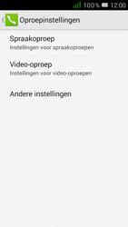 Alcatel One Touch POP D5 (OT-5038X) - Voicemail - Handmatig instellen - Stap 5